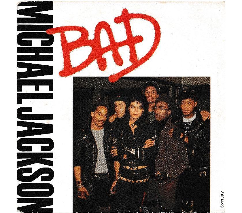 compact disc dvd e videogames Palermo e provincia Palermo - Foto di Vivastreet.it MICHAEL JACKSON - Bad I Can't Help It - 7' 45 giri 1987