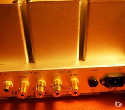 Foto di Vivastreet.it AUREXX *CRYSTAL* amplificatore-valvole-30w EL 84 -450 €