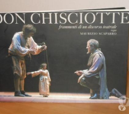 Foto di Vivastreet.it DON CHISCIOTTE frammenti di un discorso teatrale, 1^ Ed.2005