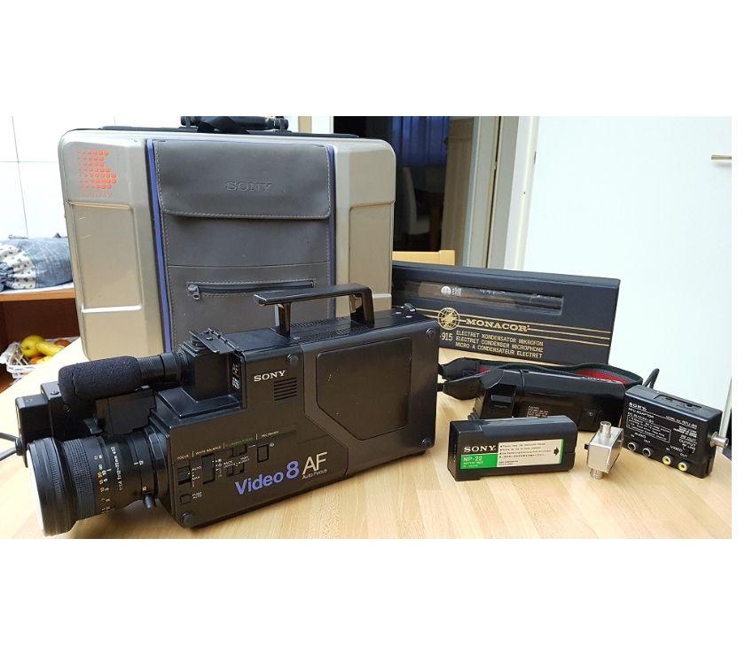 Foto di Vivastreet.it SONY camera VIDEO 8 LC-V805 CCD autofocus