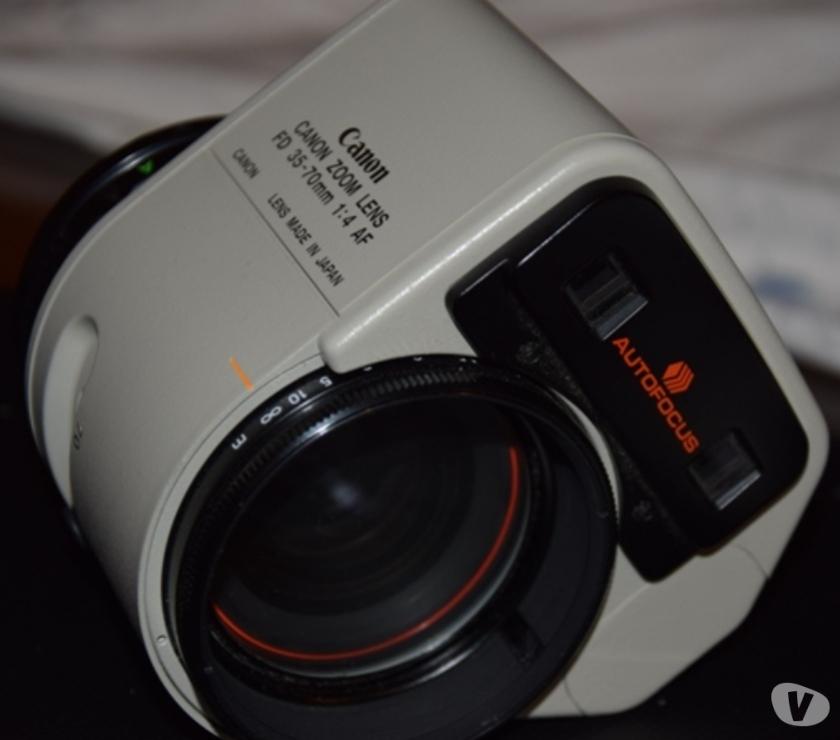 Foto di Vivastreet.it Obiettivo Canon zoom FD 35-70 - 1:4AF Autofocus