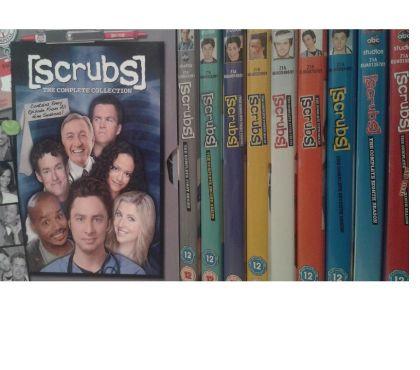 Foto di Vivastreet.it Dvd originali serie tv SCRUBS 9 stagioni