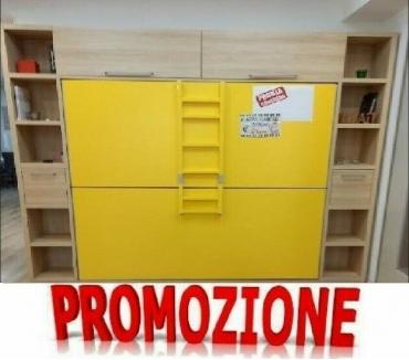 Foto di Vivastreet.it LETTI A SCOMPARSA A ROMA-VIA ANAGNI 130- LETTO-MOBILI LETTO