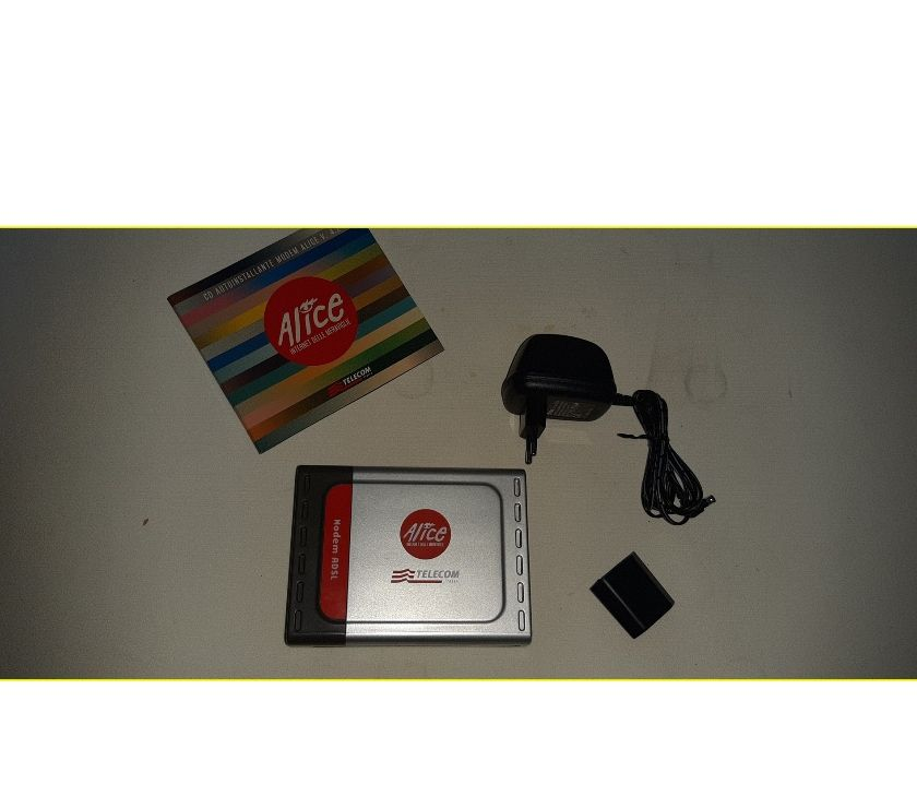 Foto di Vivastreet.it Modem ADSL D-Link 302t Alice adsl