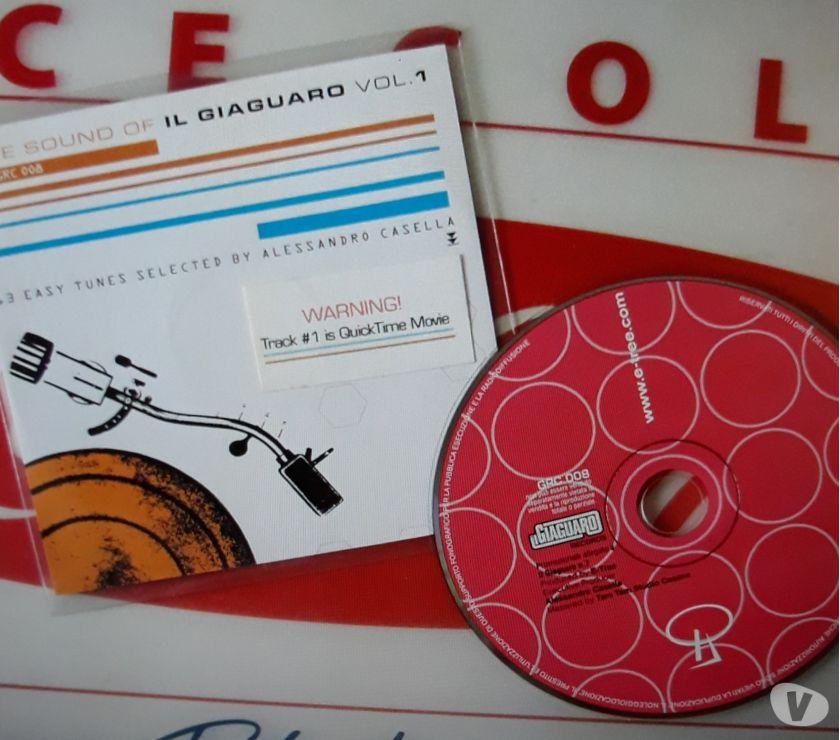 compact disc dvd e videogames Padova e provincia Abano Terme - Foto di Vivastreet.it Cd The sound of il giaguaro volume 1