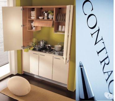 Foto di Vivastreet.it Arredo b&b a roma-Cucina monoblocco Shell 155CM