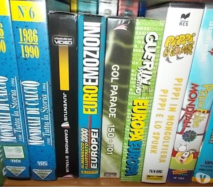 compact disc dvd e videogames Reggio nell'Emilia e provincia Scandiano - Foto di Vivastreet.it VHS DI VARI GENERI