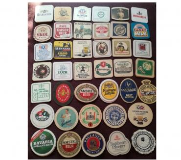 Foto di Vivastreet.it Collezione di sottobicchieri da birra