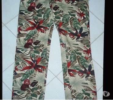 Foto di Vivastreet.it Free Soul Premium pantaloni cotone fantasia safari