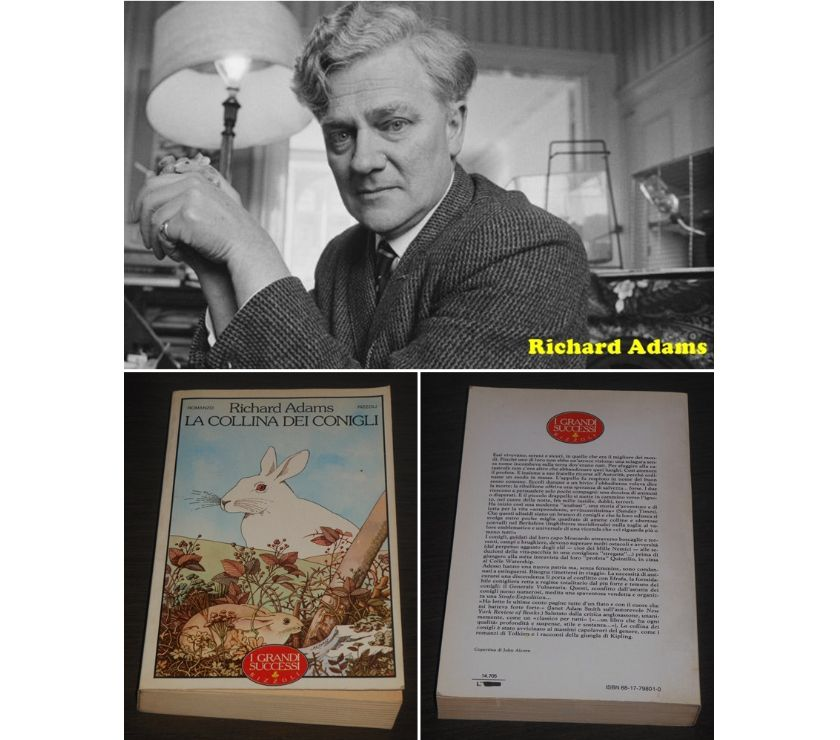 Foto di Vivastreet.it LA COLLINA DEI CONIGLI, Richard Adams, 1^ Ediz. 1984.