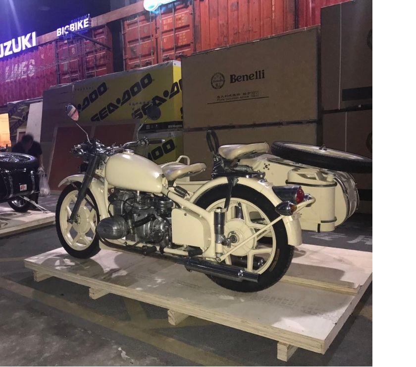 Moto - Scooter Skhirat - Photos pour SIDE CARS type BMW
