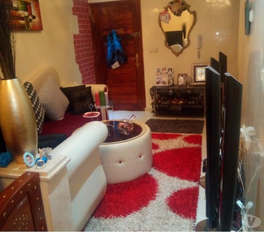 Vente Appartement - Maison Meknes - Photos pour Appartement 111m2 Rez-de-chaussée avec une Cour Terrasse
