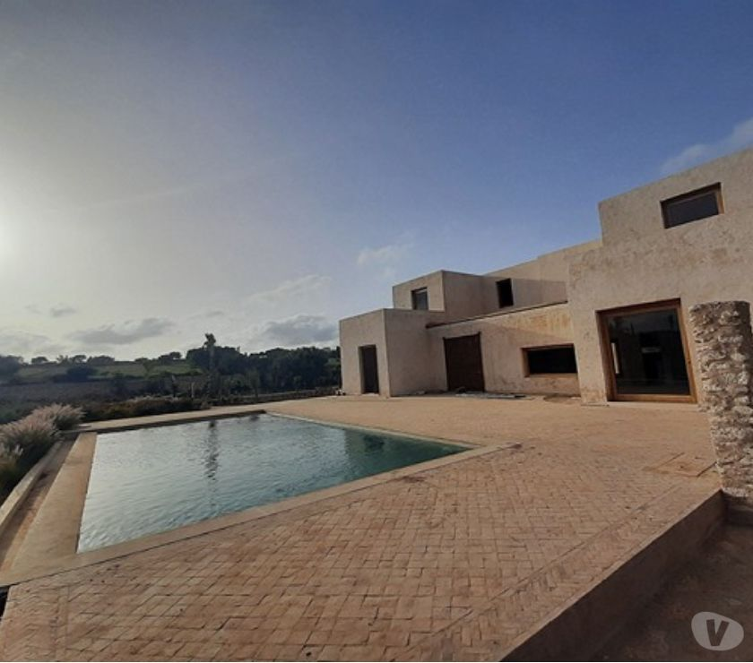 Location Appartement - Maison Essaouira - Photos pour Villa moderne 5 chambres à louer