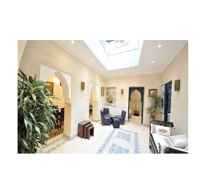 Vente Appartement - Maison Essaouira - Photos pour Magnifique Riad soigneusement rénové