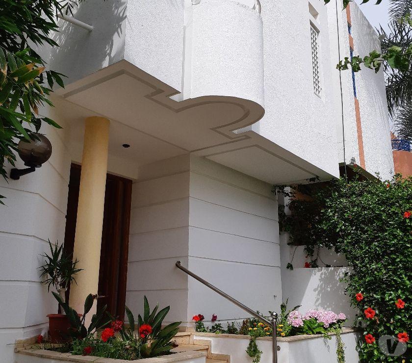 Location Appartement - Maison Rabat - Photos pour Location villa à l'Agdal Rabat