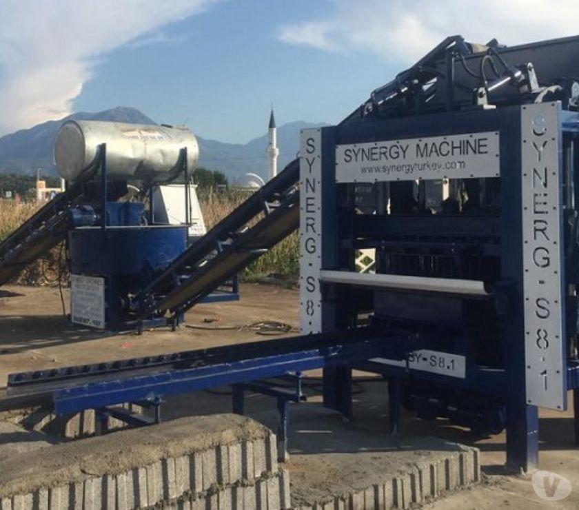 Matériaux - Equipement pro Tanger - Photos pour Machine parpaing, machine de fabrication de Parpaing