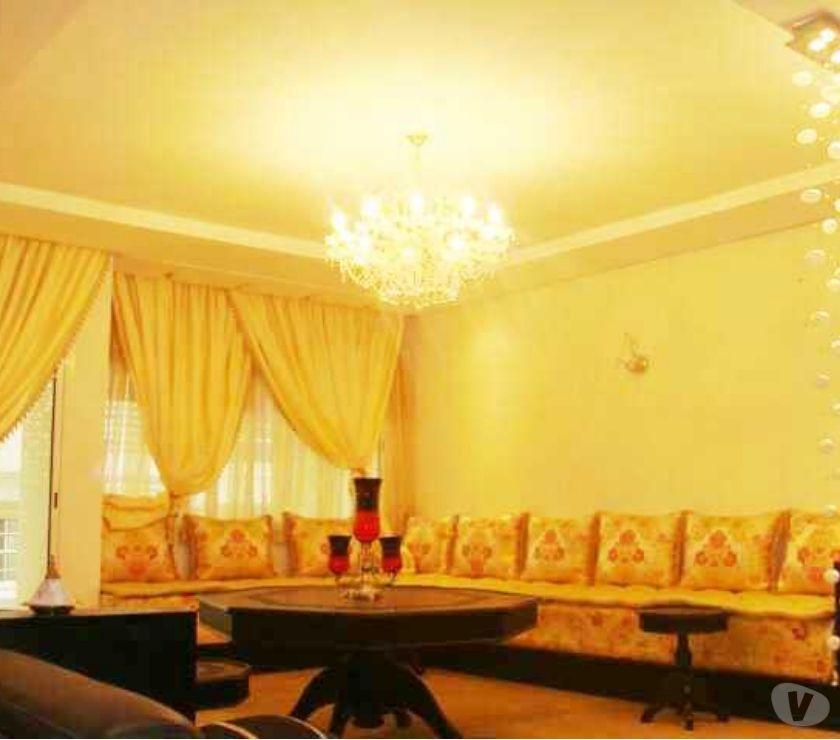 Location Meublée Rabat - Photos pour Location magnifique appartement meublé à HAY RIAD