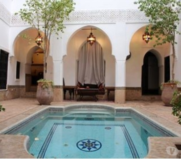 Photos pour Vente Riad à Marrakech Maroc