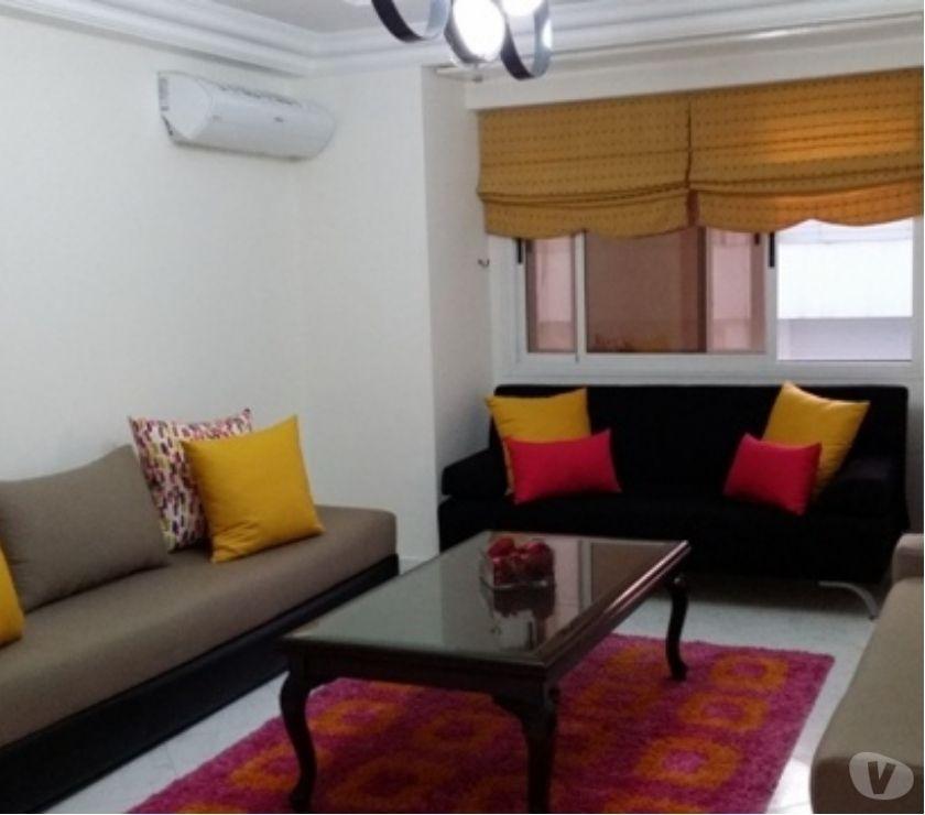 Location Meublée Rabat - Photos pour Appartement meublé à louer à Agdal Rabat