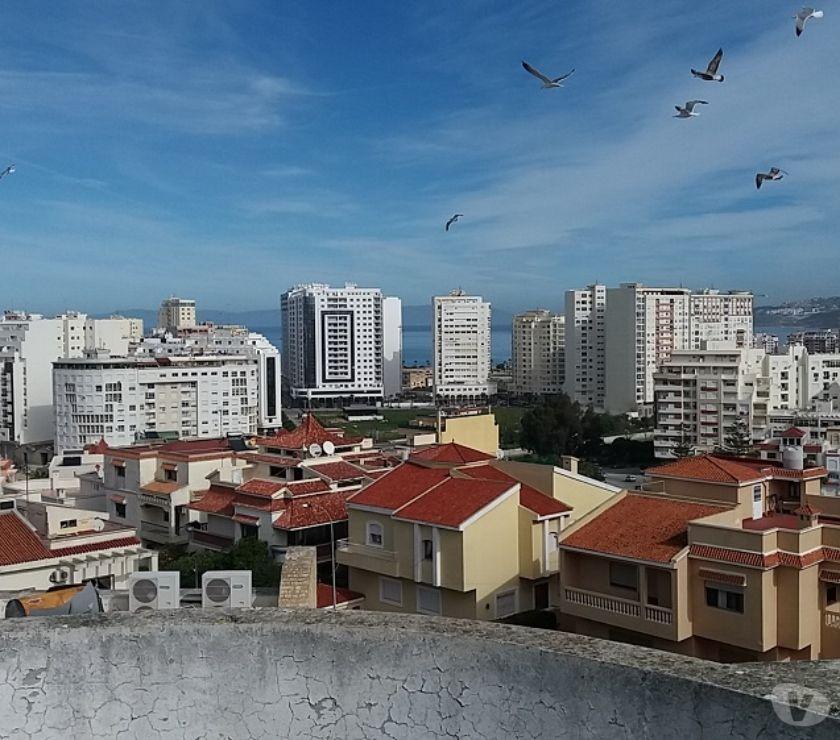 Vente Appartement - Maison Tanger - Photos pour Grande villa à 4 étages pour usage professionnel