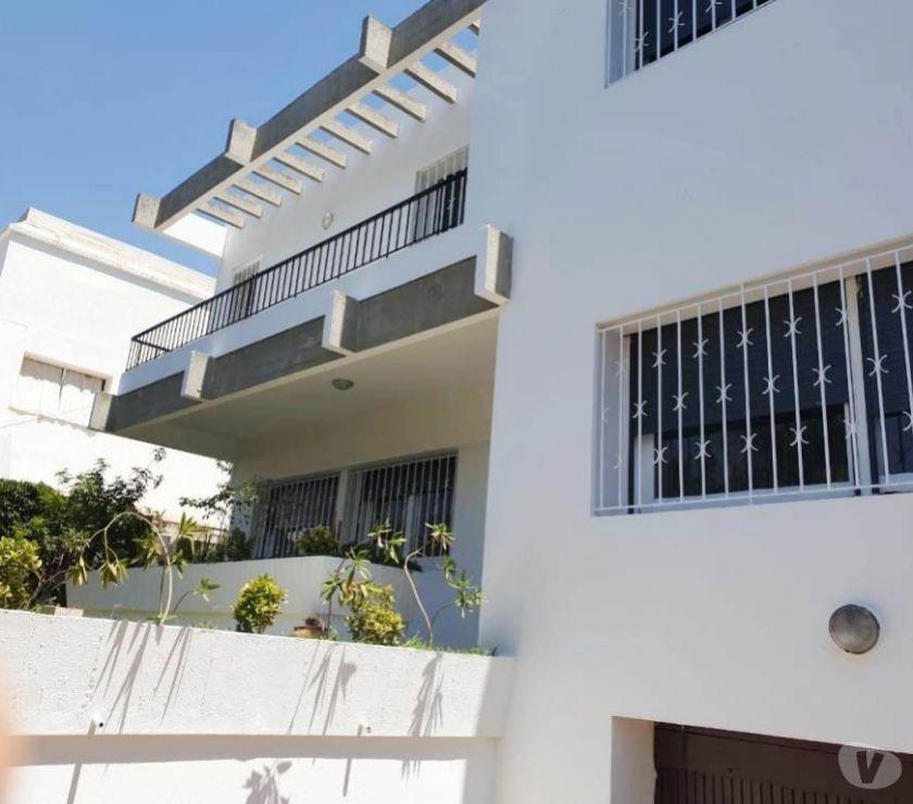 Location Appartement - Maison Rabat - Photos pour À louer Villa avec chauffage central au Haut Agdal