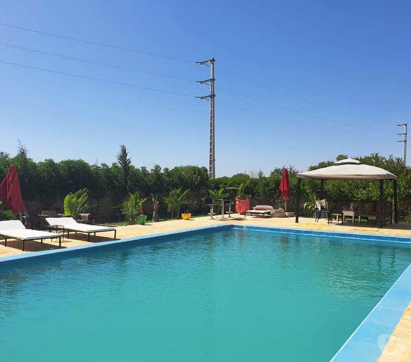 Vente Appartement - Maison Essaouira - Photos pour Superbe villa à hrarta avec piscine