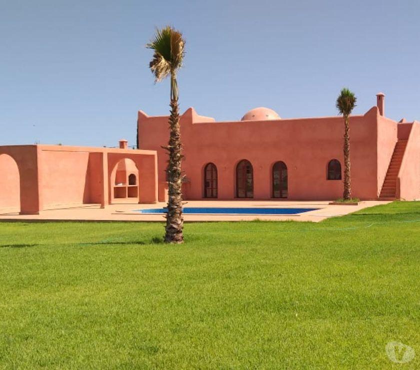Vente Appartement - Maison Essaouira - Photos pour Villa 2600m², en cour de finition, Essaouira