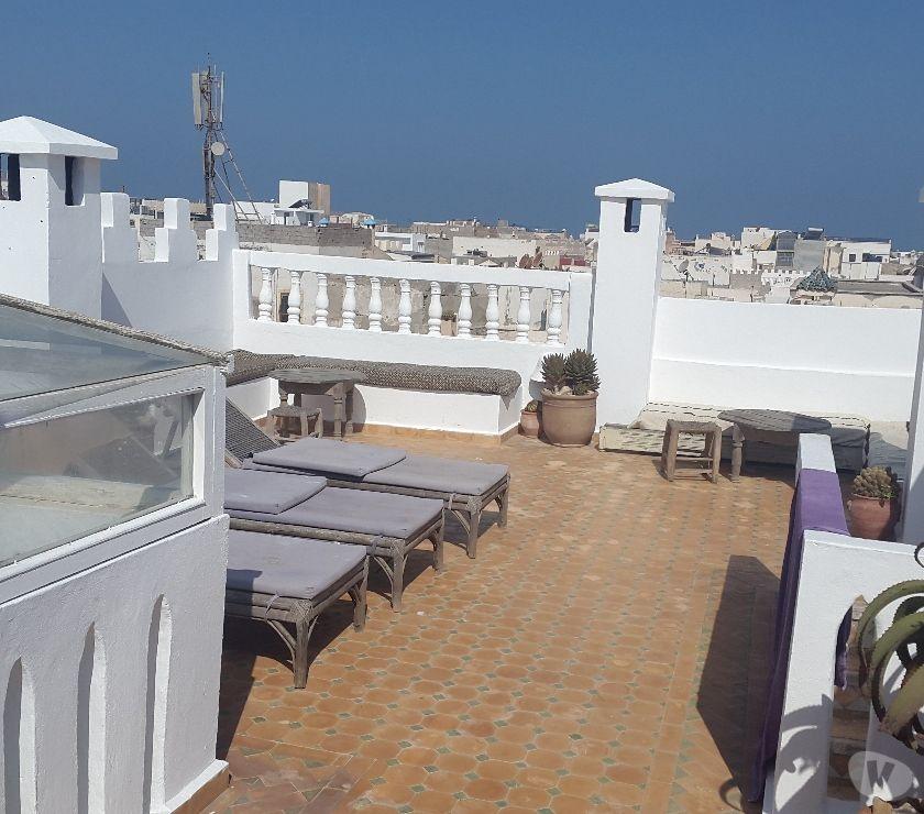 Vente Appartement - Maison Essaouira - Photos pour Agréable Riad a vendre