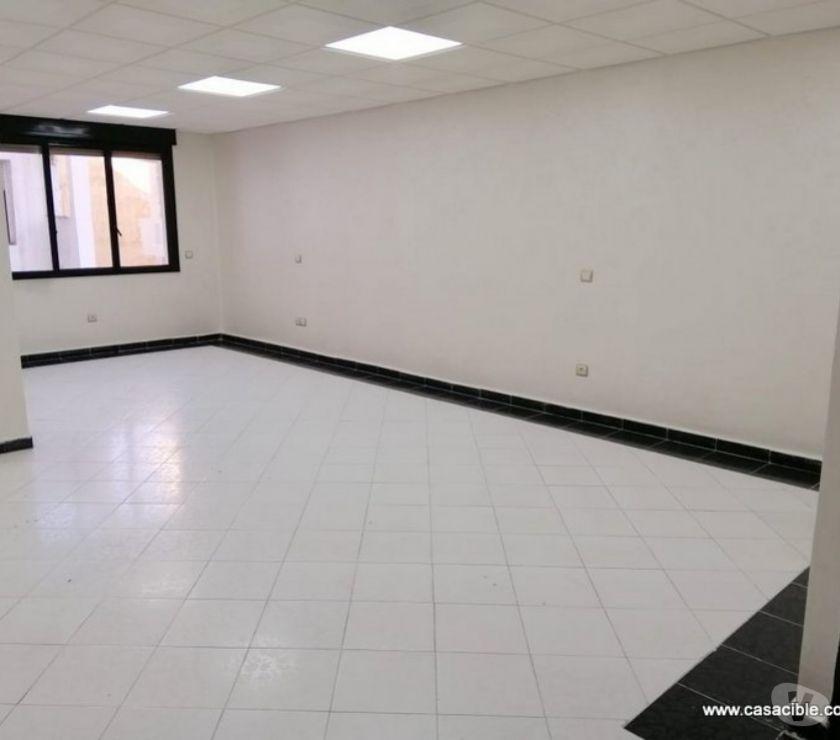 Location - Vente Bureaux Casablanca - Photos pour Plateau bureau professionnel 40m² à Abdelmoumen.