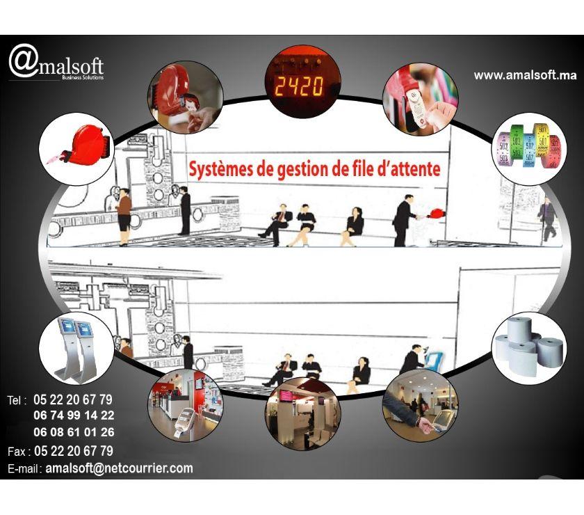 Ordinateur - PDA - Informatique Casablanca - Photos pour File D'attente