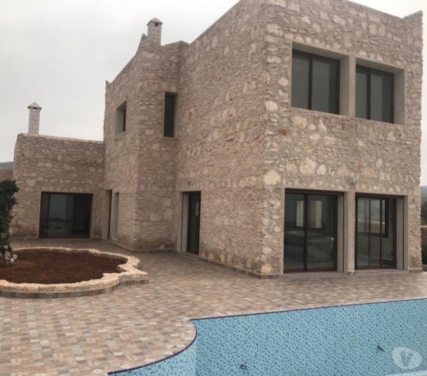 Vente Appartement - Maison Essaouira - Photos pour Charmante villa contrite en pierre