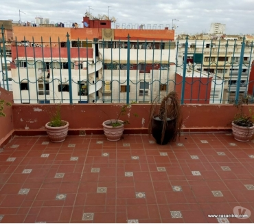 Photos pour Maarif: location duplexe vide avec 3 chambres.