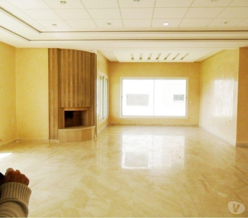 Location Appartement - Maison Rabat - Photos pour Villa de haut standing à louer à Hay Ryad RABAT