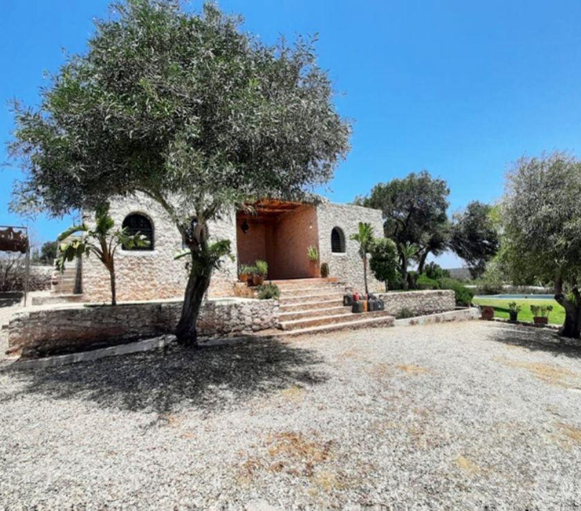 Location Appartement - Maison Essaouira - Photos pour Villa en pierre avec piscine et jardin