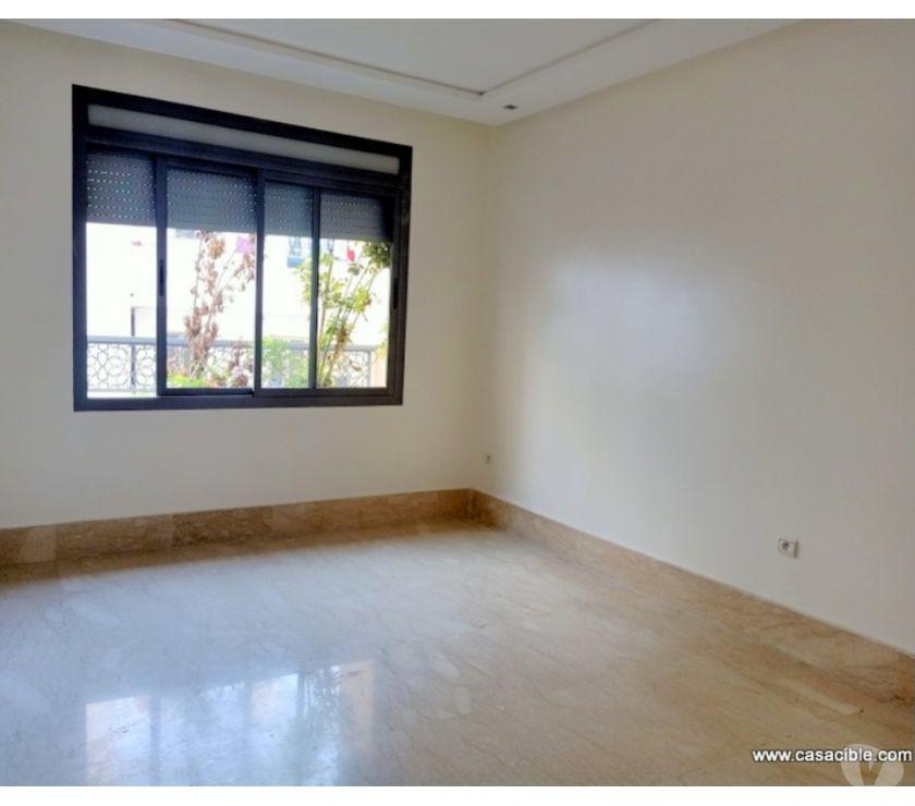 Location Appartement - Maison Casablanca - Photos pour Bd Roudani: appartement vide de 70 m² avec 2 chambres.