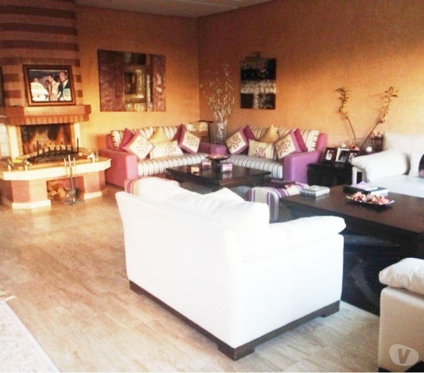 Vente Appartement - Maison Rabat - Photos pour Vente villa à Wifak Temara-Rabat