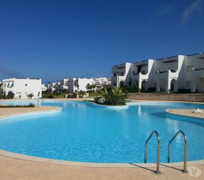 Vente Appartement - Maison Tétouan - Photos pour Villa dans une résidence balnéaire au région de Tétouan