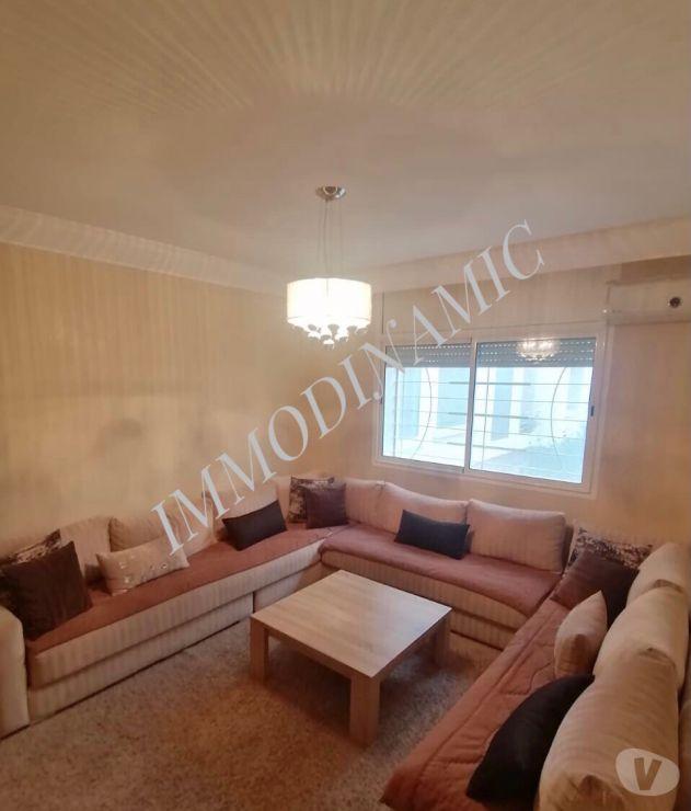 Location Appartement - Maison Agadir - Photos pour Appartement meublé hay mohammadi residence calme