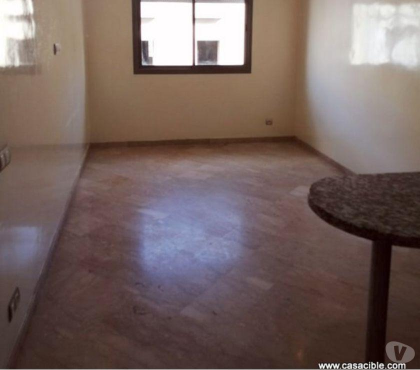 Location Appartement - Maison Casablanca - Photos pour Mers sultan : studio vide de 43 m².
