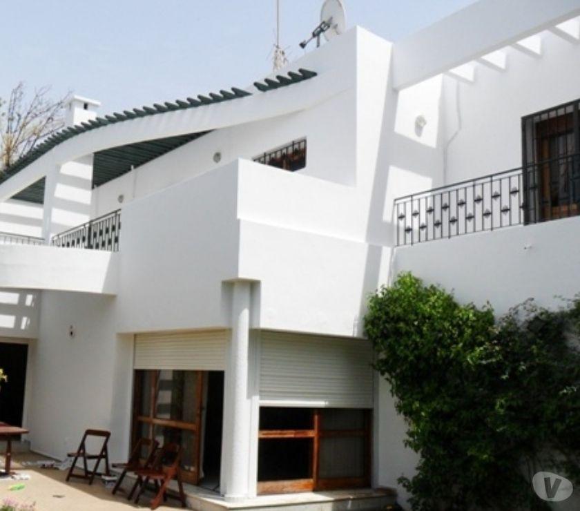 Location Appartement - Maison Rabat - Photos pour A louer villa à Hay Riad Rabat