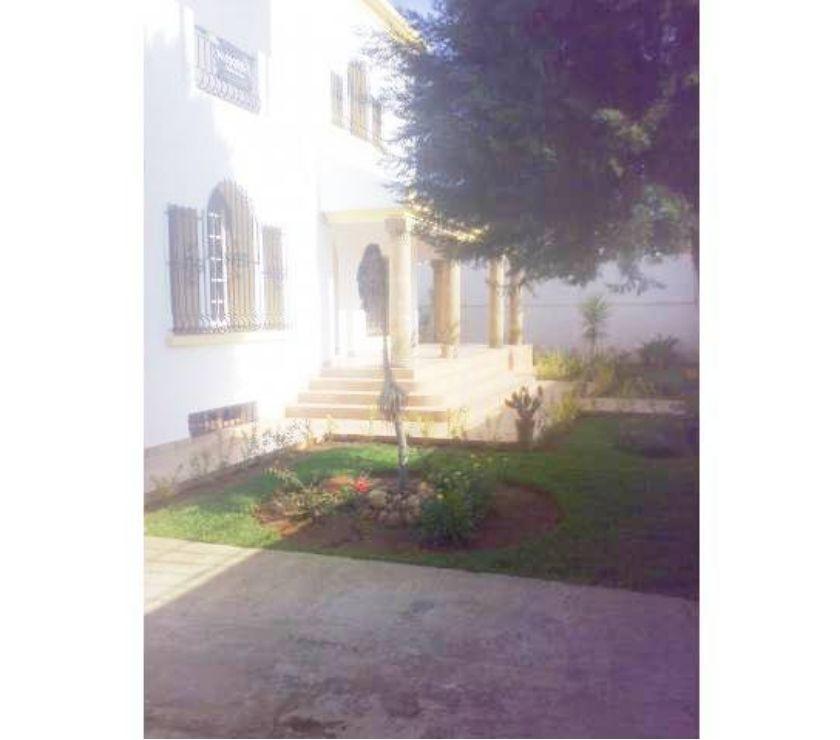 Location Appartement - Maison Rabat - Photos pour Magnifique Villa à louer à Souissi RABAT