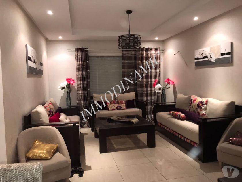 Location Meublée Agadir - Photos pour Appartement meublé neuf a Agadir