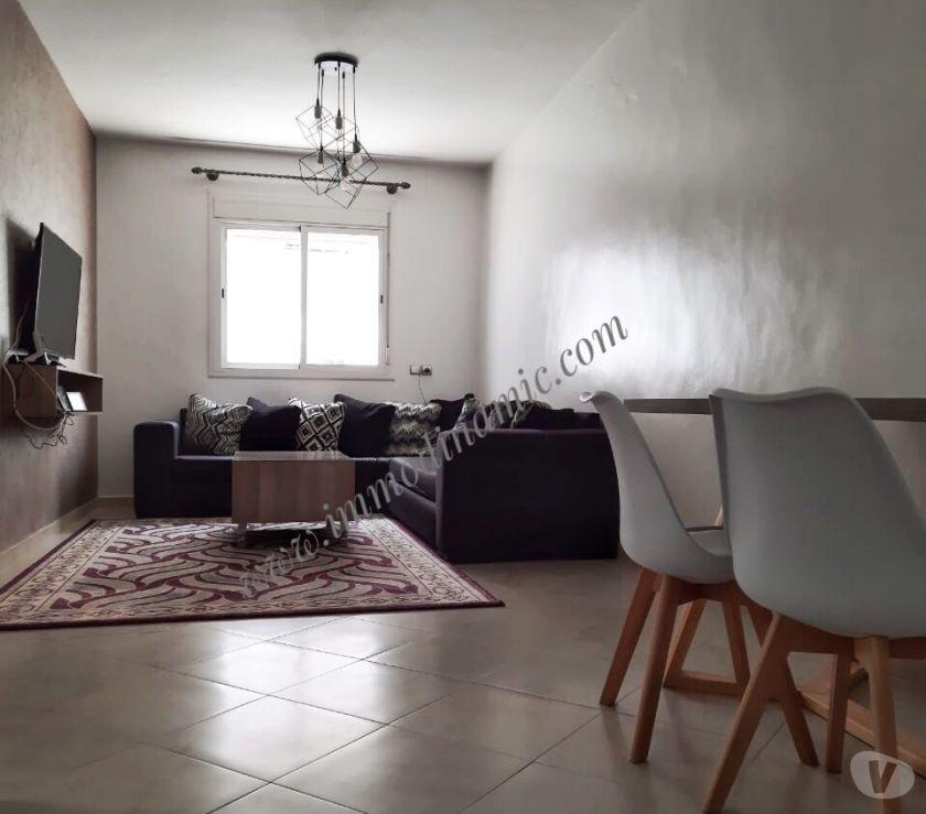 Location Meublée Agadir - Photos pour Appartement meublé a louer a hay mohammadi