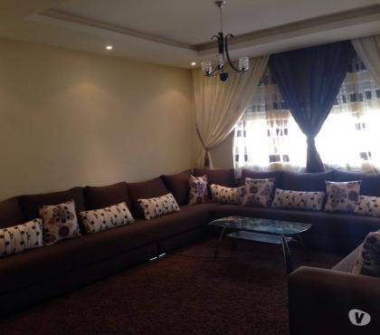 Photos pour appartement meublé à louer à Agadir