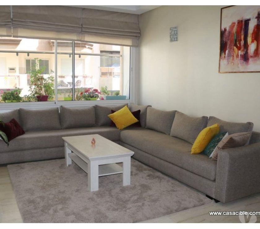 Location Meublée Casablanca - Photos pour Les princesses: Location appartement meublé 96m², 2 chambres