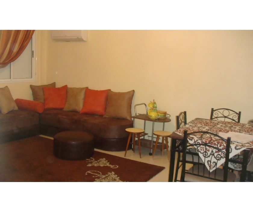 Location Meublée Agadir - Photos pour Location appartement meublé à hay Mohammadi