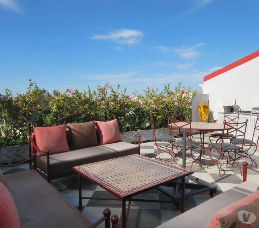 Vente Appartement - Maison Agadir - Photos pour Immeuble neuf R+2. 3 appartements quartier Abattoirs
