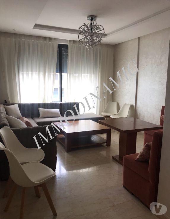 Location Meublée Agadir - Photos pour Appartement meublé neuf a founty agadir
