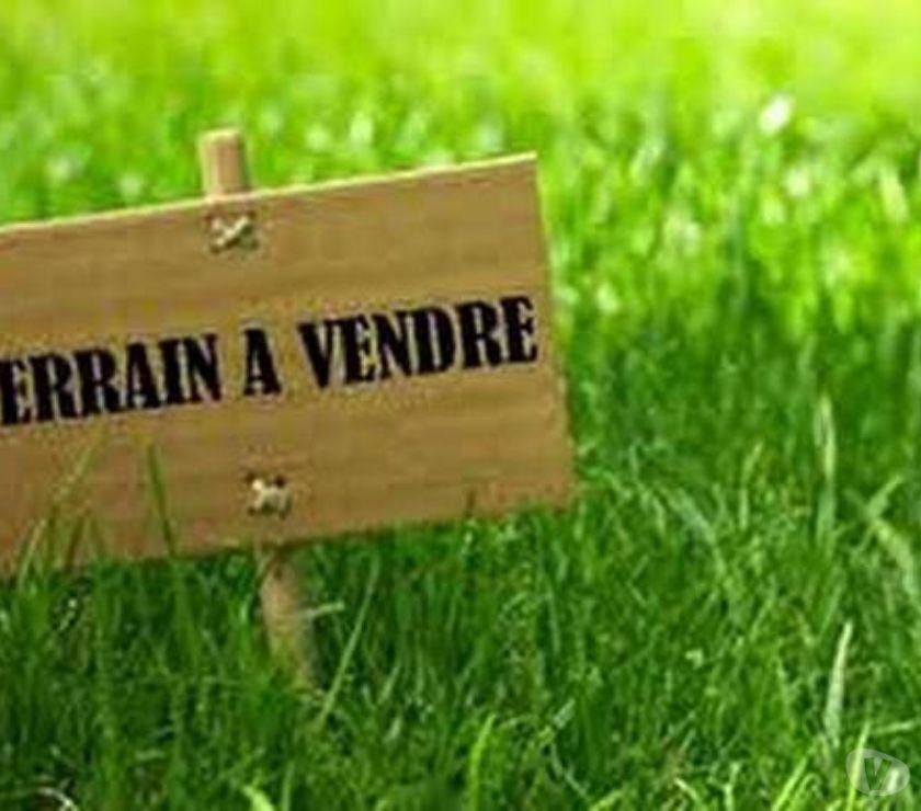 Terrain à Vendre Rabat - Photos pour Terrain à vendre, bien placé zone villa à Souissi