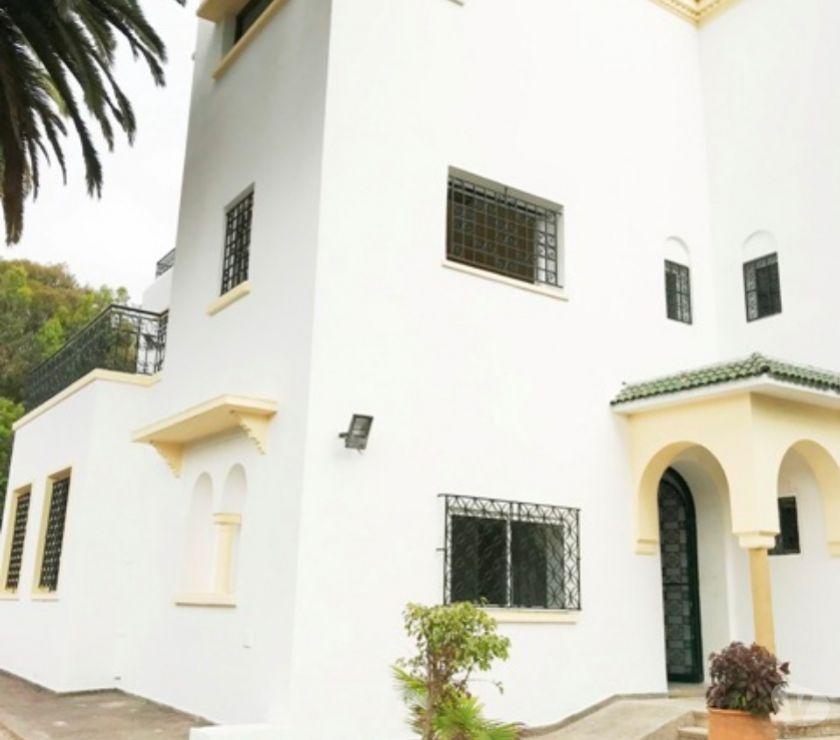 Location - Vente Bureaux Rabat - Photos pour À louer villa usage bureau Rabat Agdal